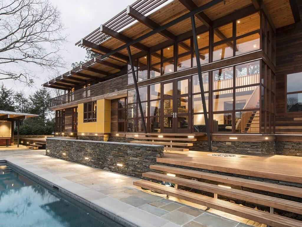 Ma architecture tours atlanta design festival design for Atlanta residential architects